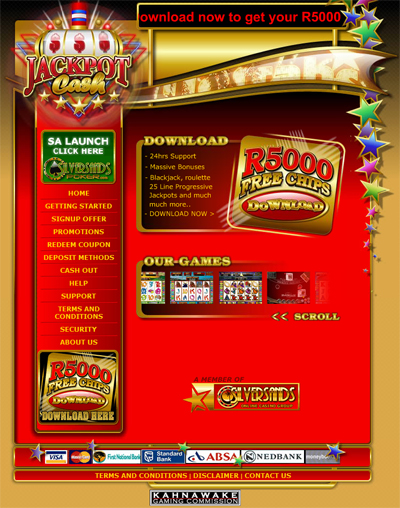 online casino cash quarsar