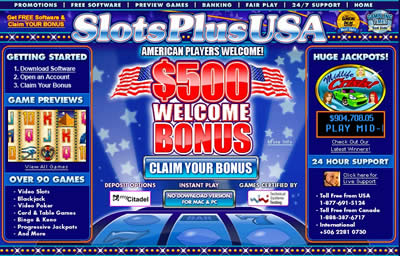 flash casinos usa